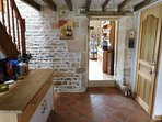 Lovely renovated stone house