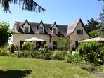 La Coutancie Dordogne France Sleeps up to 20