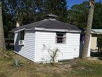 Cottage rear
