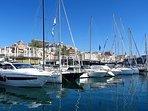 Marina Port within a 8-minutes-walk