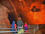 Guest photo. Dan Yr Ogof. The National Showcaves Centre for Wales