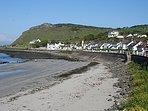 Ballygally Head and Beach 1km