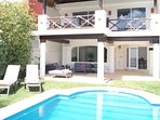 Large Pool, Terrace and Garden for guests to enjoy