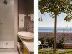 Sole, en suite bathroom and outdoor