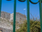 Corfu's New Fortress at your door step