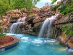 Riverstone features a beautiful lazy river and swimming pool for the whole family to enjoy!