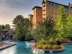 Welcome to the Riverstone Resort, a luxurious resort right in the heart of Pigeon Forge!