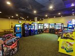 Arcade Room is perfect for the kids!