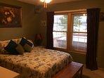 Queen bedroom downstairs