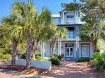 Luxury Seacrest Beach Home! Private Heated Pool - Steps to Beach - Sleeps 15!