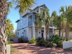 Coconut Castle - Seacrest Beach Home - Private Porch and Balconies Overlooking the Gulf of Mexico!