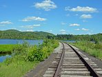 Hike the Rail Trails
