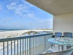Find your own personal oasis with this Panama City Beach vacation rental condo!