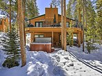 This beautiful 4BR/2.5BA vacation rental house is ideal for your Keystone getaway!