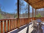 The property features a total of 4 expansive decks.