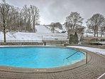 You'll love amenities like this heated pool!