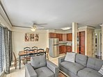 Escape to Honolulu with this immaculate 3-bedroom vacation rental apartment!