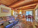 Escape your busy life and stay at this vacation rental cabin in Big Bear City.