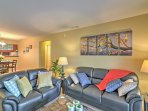 Spend quality time with your loved ones when you stay at this 2-bedroom, 2-bathroom vacation rental condo in Las Vegas!