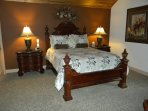 MBR Suite  - Hill House Cottage