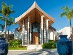 Villa Amarapura Phuket - Cape Yamu - Entrance