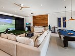 Villa Amarapura Phuket - Cape Yamu -  Game Room