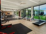 Villa Amarapura Phuket - Cape Yamu -  Fitness Room