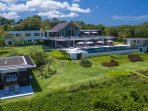 Villa Amarapura Phuket - Cape Yamu -  Aerial View