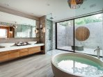 Villa Amarapura Phuket - Cape Yamu -  Master Bedroom 2