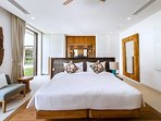 Villa Amarapura Phuket - Cape Yamu -  Guest Bedroom 4