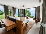Villa Amarapura Phuket - Cape Yamu -  Guest Bungalow Bedroom