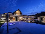 Villa Amarapura Phuket - Cape Yamu - By Night