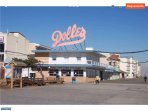Famous Dollies salt water Taffy on the boardwalk