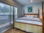 Carriage house - king bed
