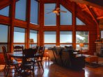Dining with Breathtaking VIEWS!