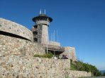 Brasstown Bals Observation Tower