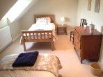 Upstairs Twin Bedroom 1