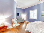 Large Master Bedroom on Main Living Level
