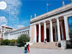 We are 50 meters from the National Archaeological Museum.