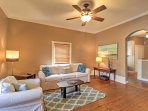 You'll feel at home the moment you first step inside this 2-bedroom vacation rental house in Atlanta!