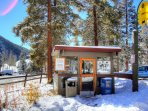 The Pines Shuttle Stop