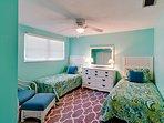 Bedroom 2 | Twins
