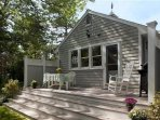 ASK about this darling additional studio cottage for your overflow of guests