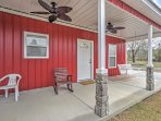 With its two-car carport, back porch, front porch, and large interior, this home encompasses a total of 2,100 square...