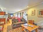 Unwind in this charming 3-bed, 3-bath vacation rental townhome in Aspen, CO!