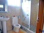 Ground bedroom bathroom