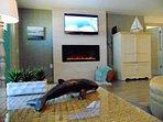 tv/fireplace