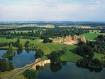 Blenheim Palace, a World Heritage site