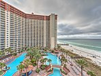 Escape to paradise when you stay at this Panama City Beach vacation rental studio.