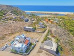 Surrounded by the ocean and mountains, this home will provide you with an abundance of natural beauty to enjoy.